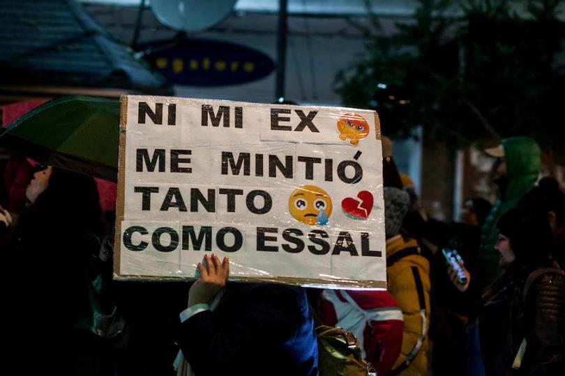 FOTOS | Miles de osorninos se tomaron las calles para protestar contra Essal