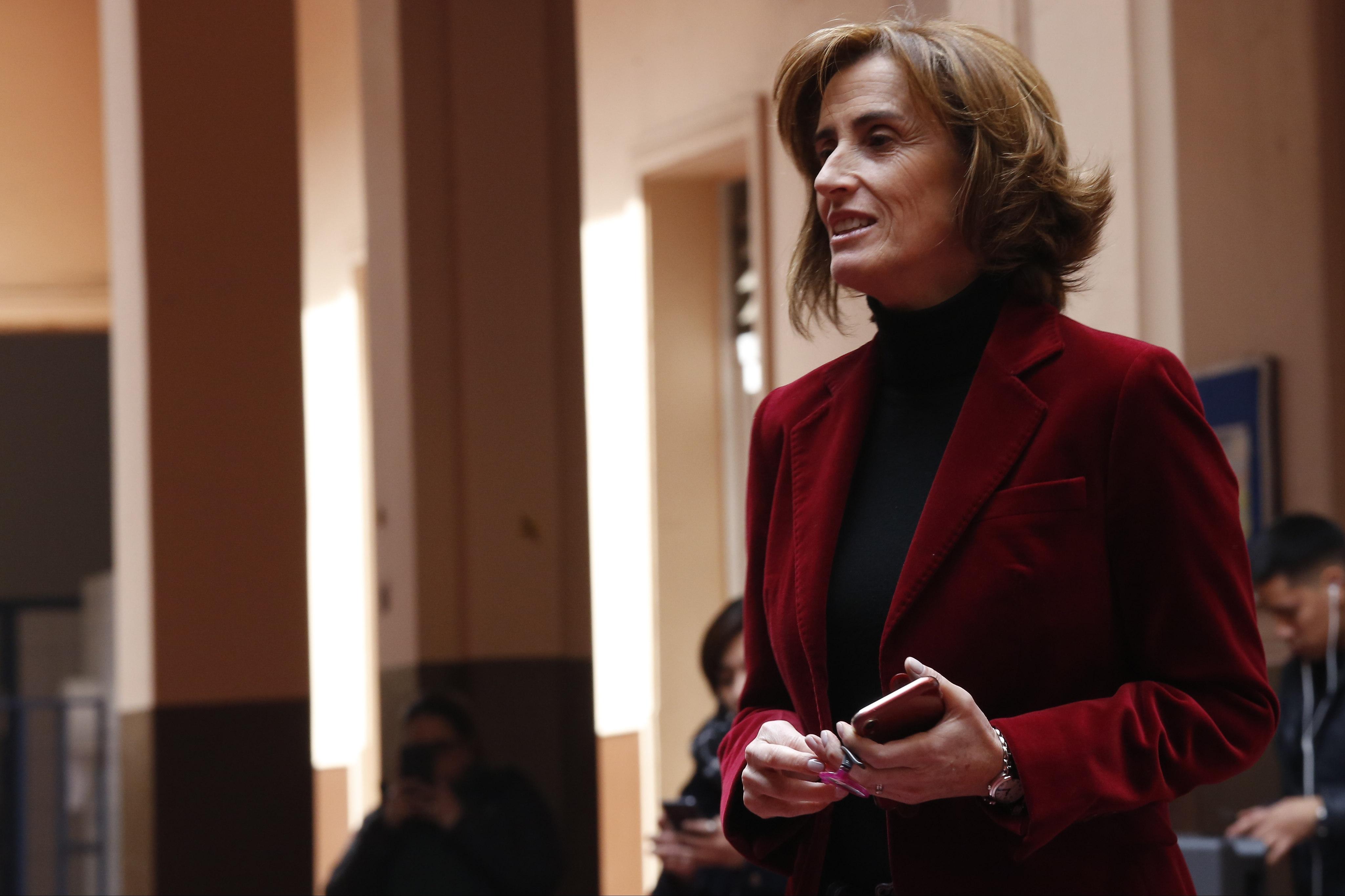 Encuesta Cadem: Marcela Cubillos se transforma en la ministra peor evaluada del gabinete