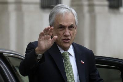 Presidente Sebastián Piñera celebró derogación de la Ley Reservada del Cobre