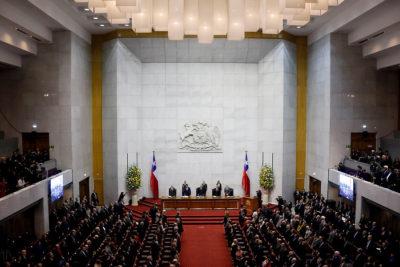 Presidente del Senado apoya idea de trasladar el Congreso de Valparaíso a Santiago