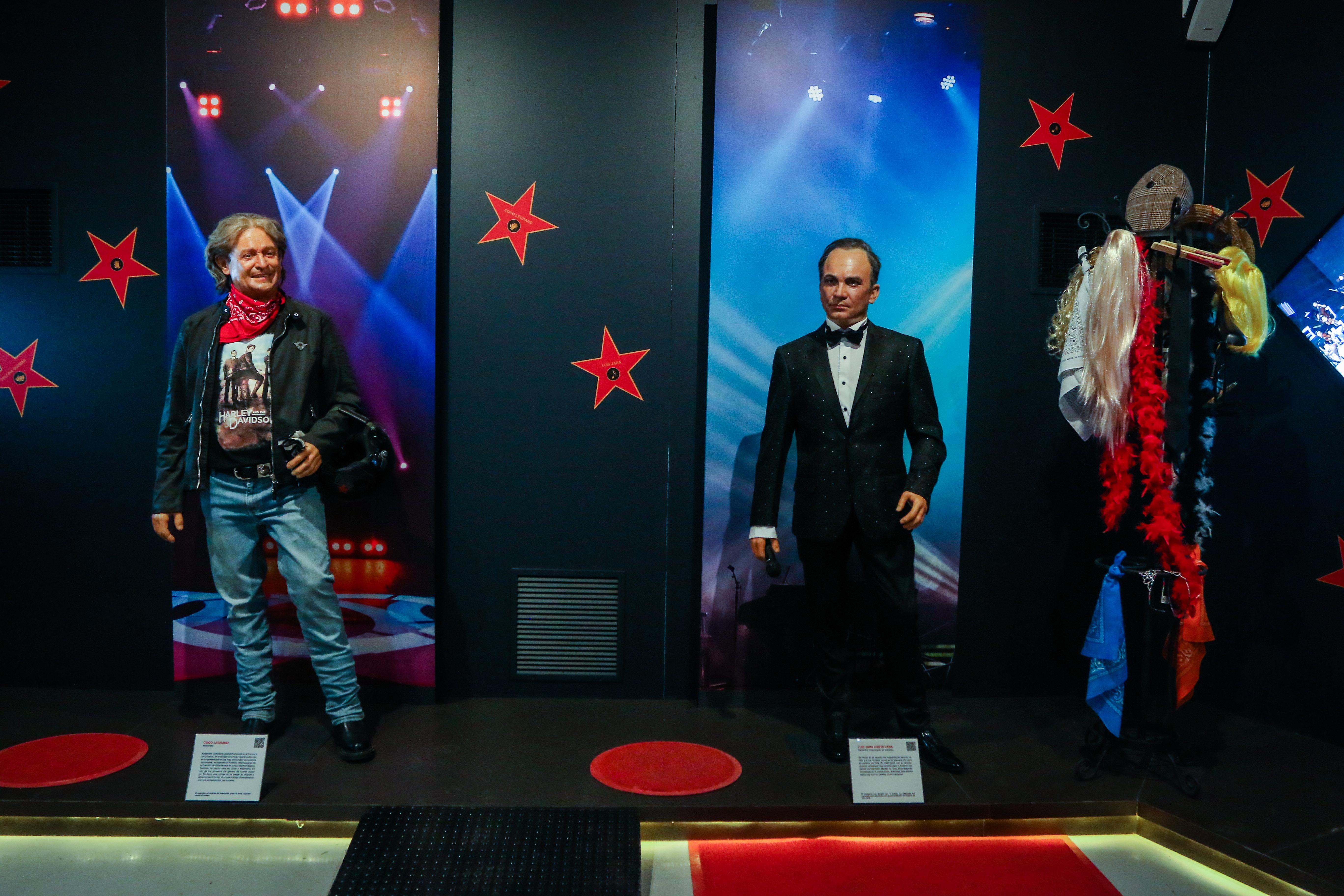 Despiden a escultor que creó figuras del Museo de Cera de Las Condes