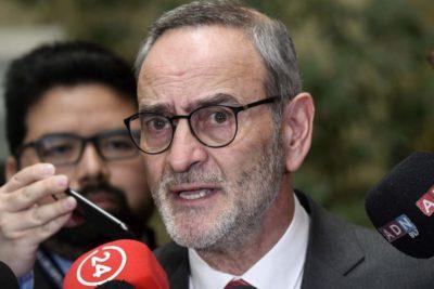 """René Saffirio por renuncia de Emilfork: """"Los niños no van a tener justicia"""""""