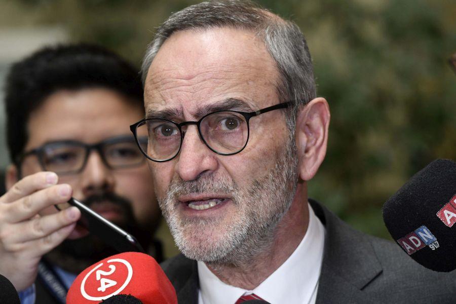"""Saffirio por renuncia de Emilfork: """"Los niños no van a tener justicia"""""""