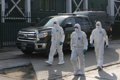 """Rubilar y explosión en Huechuraba: """"Se puede catalogar de carácter terrorista"""""""