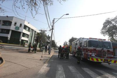 De Huechuraba a Las Condes: así fue la jornada de alerta de bombas en Santiago