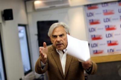 Iván Moreira criticó a la oposición por no aprobar cambios a la Ley Antiterrorista