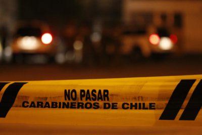 Conductor de Uber sufrió brutal golpiza en Valparaíso por cancelar viaje