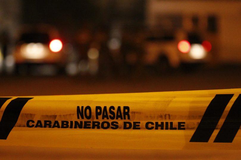 Accidente de tránsito dejó cinco muertos y dos heridos en Quilicura