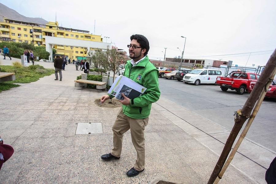 """""""Movilh valoró decisión de ex alcalde de Tocopilla: """"Valiente, honesto y ejemplar"""
