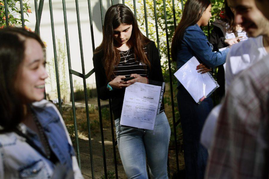 """""""Tras aplazamiento de la PSU: estas son las nuevas fechas de postulación y matrículas"""""""