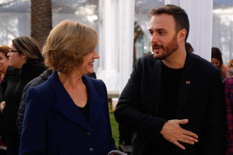 Jaime Parada anuncia que competirá la alcaldía de Providencia a Matthei en próximas elecciones