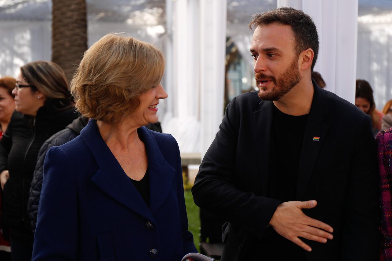 """""""Jaime Parada anuncia que competirá la alcaldía de Providencia a Matthei en próximas elecciones"""""""