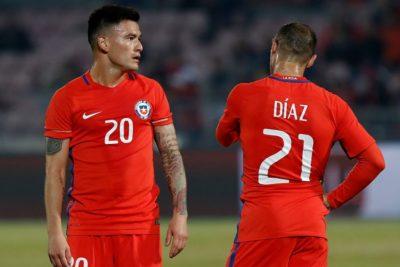 """""""Fuimos almas gemelas"""": Aránguiz le envió a Marcelo Díaz la camiseta que usó en Copa América"""