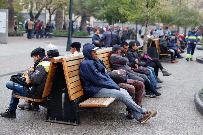 Tasa de desempleo llegó a un 7,1% en el trimestre móvil de abril-junio