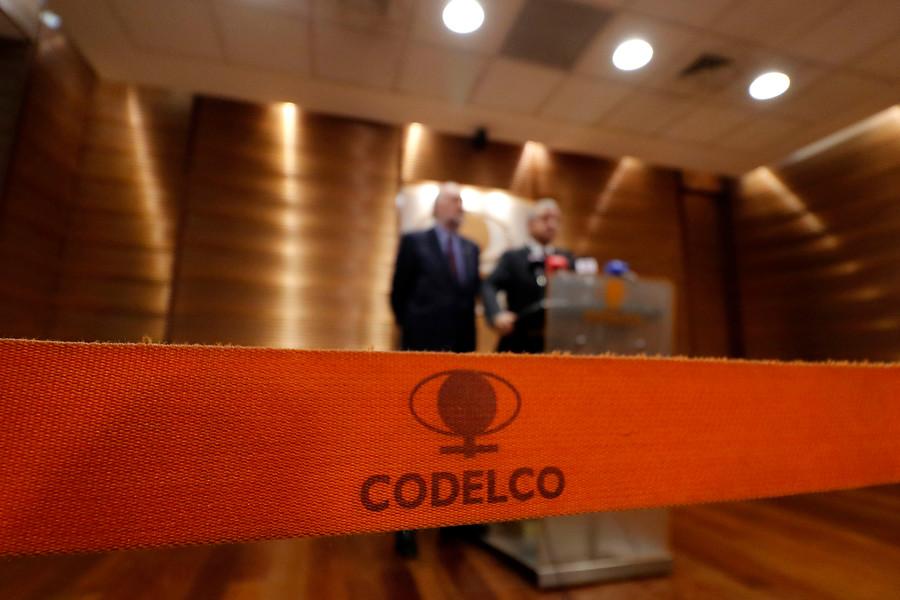 """""""Exgerente de Codelco acusa"""