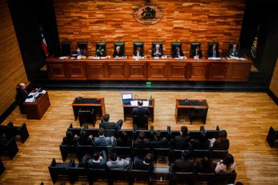Tribunal Constitucional fija pleno extraordinario por requerimientos de Oviedo, Villagra y Faber