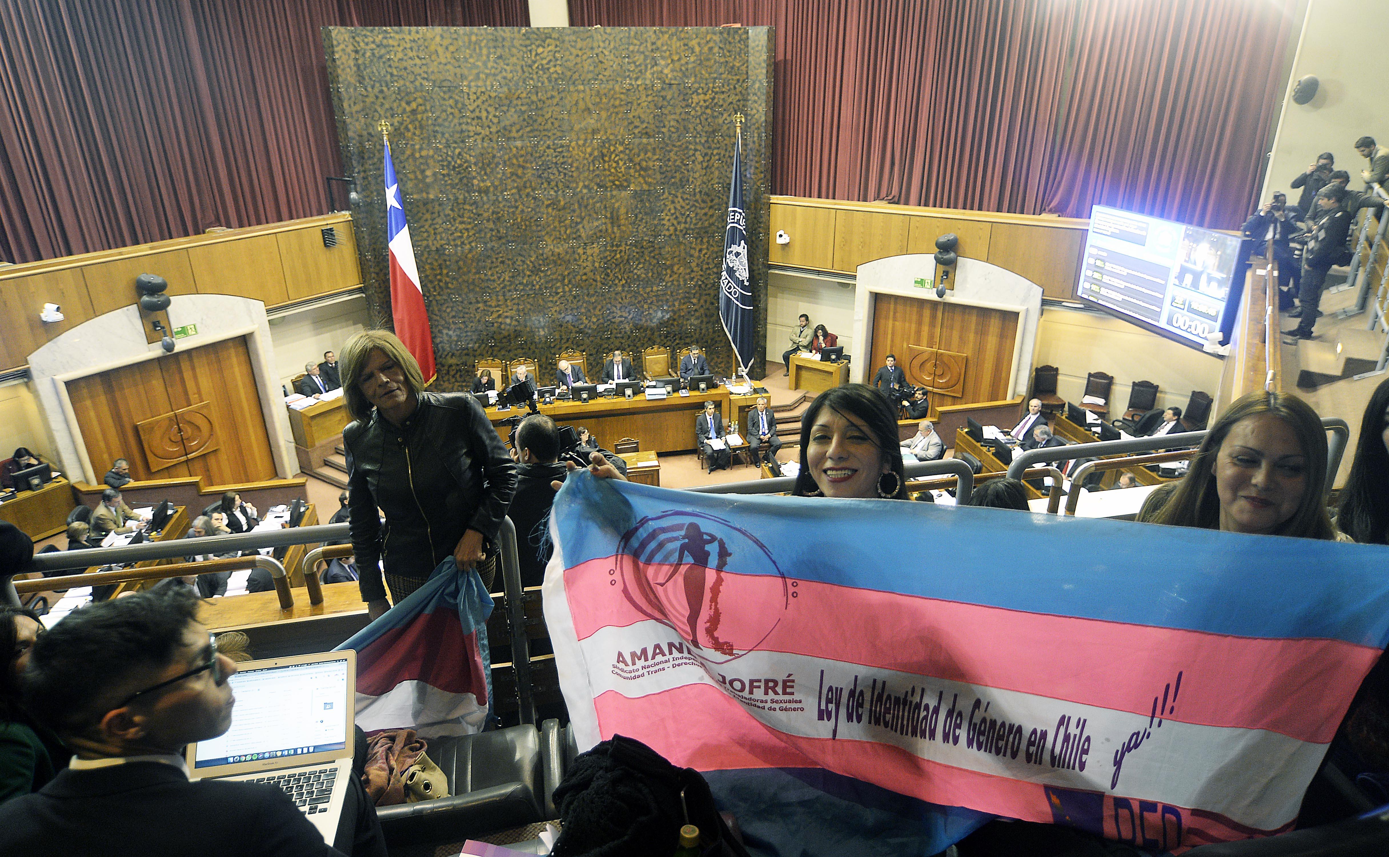 """""""Movilh reveló los dos reglamentos de la Ley de Identidad de Género"""""""