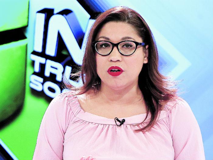 """Alejandra Valle: """"Hace rato venía pensando en hacer otro tipo de periodismo"""""""