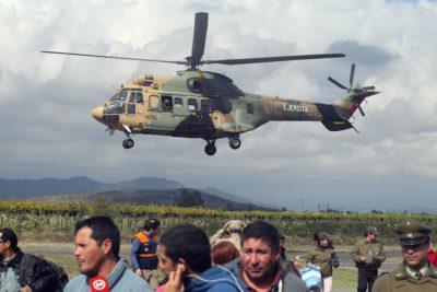 Eclipse: Ejército y Carabineros refuerzan servicios en Región de Coquimbo