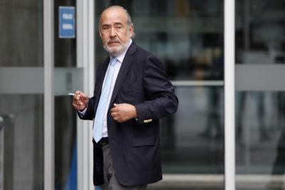 Fraude en Carabineros: Whipple salió de prisión preventiva después de un año