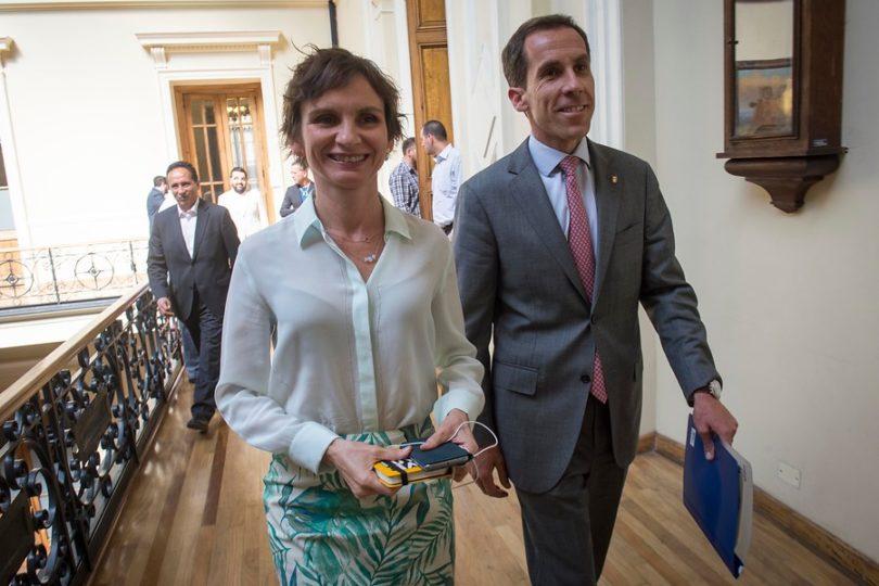 """Carolina Tohá e I. Nacional: """"Lo hecho por el alcalde no ha dado frutos, pero tampoco lo que intentamos nosotros"""""""