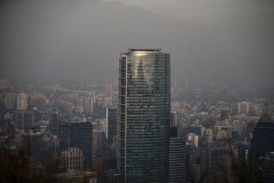 Volvió la alerta ambiental a la Región Metropolitana por malas condiciones de ventilación
