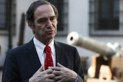 """Larraín desacredita a diputado Saffirio: """"Sus afirmaciones son falsas"""""""