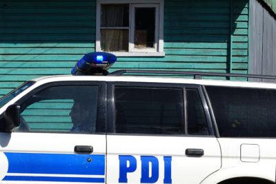 Investigan muerte de dos jóvenes al interior de un vehículo en Coyhaique