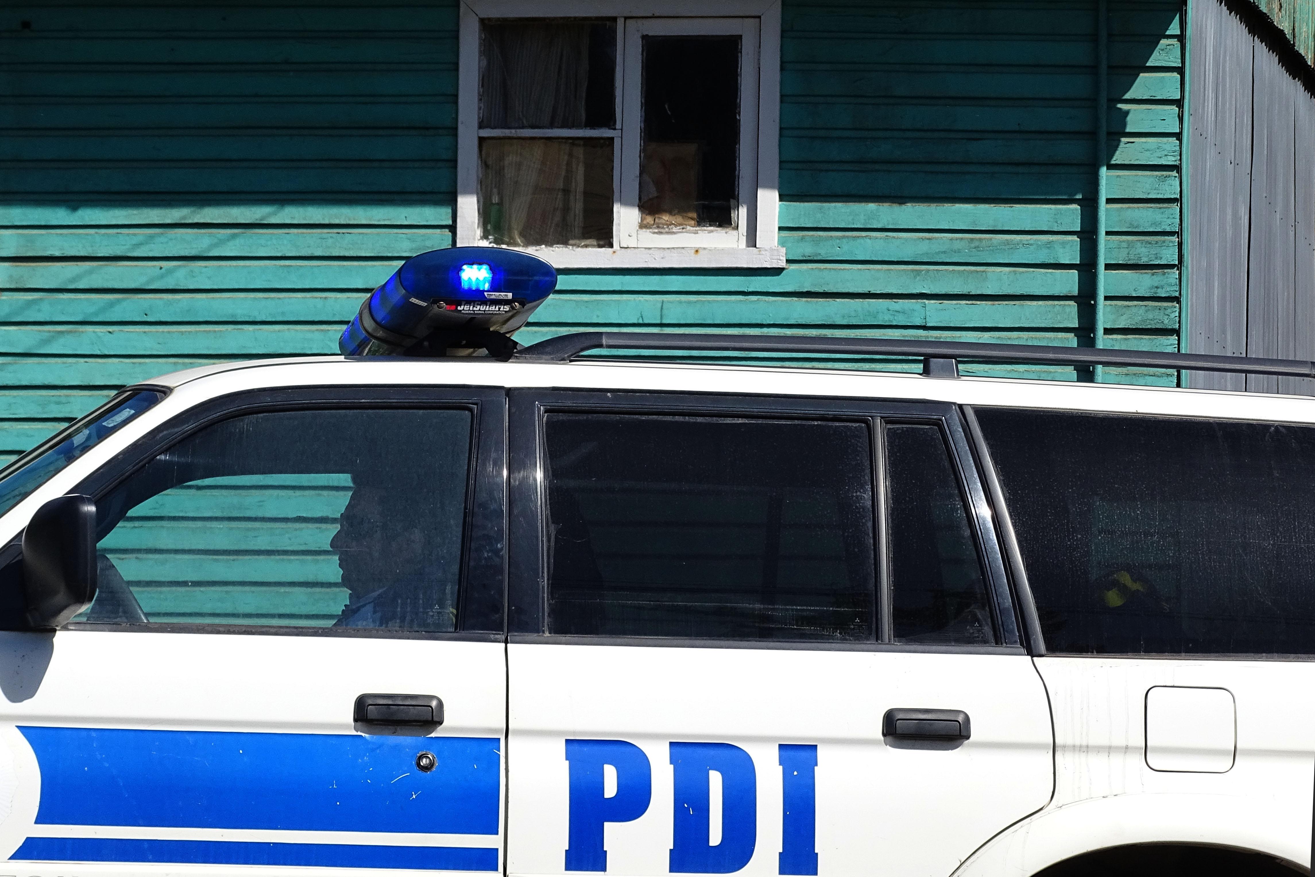 """""""Investigan muerte de dos jóvenes al interior de un vehículo en Coyhaique"""""""