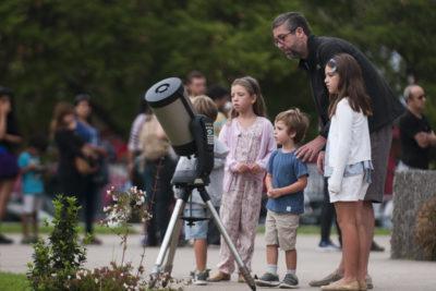 Eclipse solar: los mejores lugares para verlo en Santiago