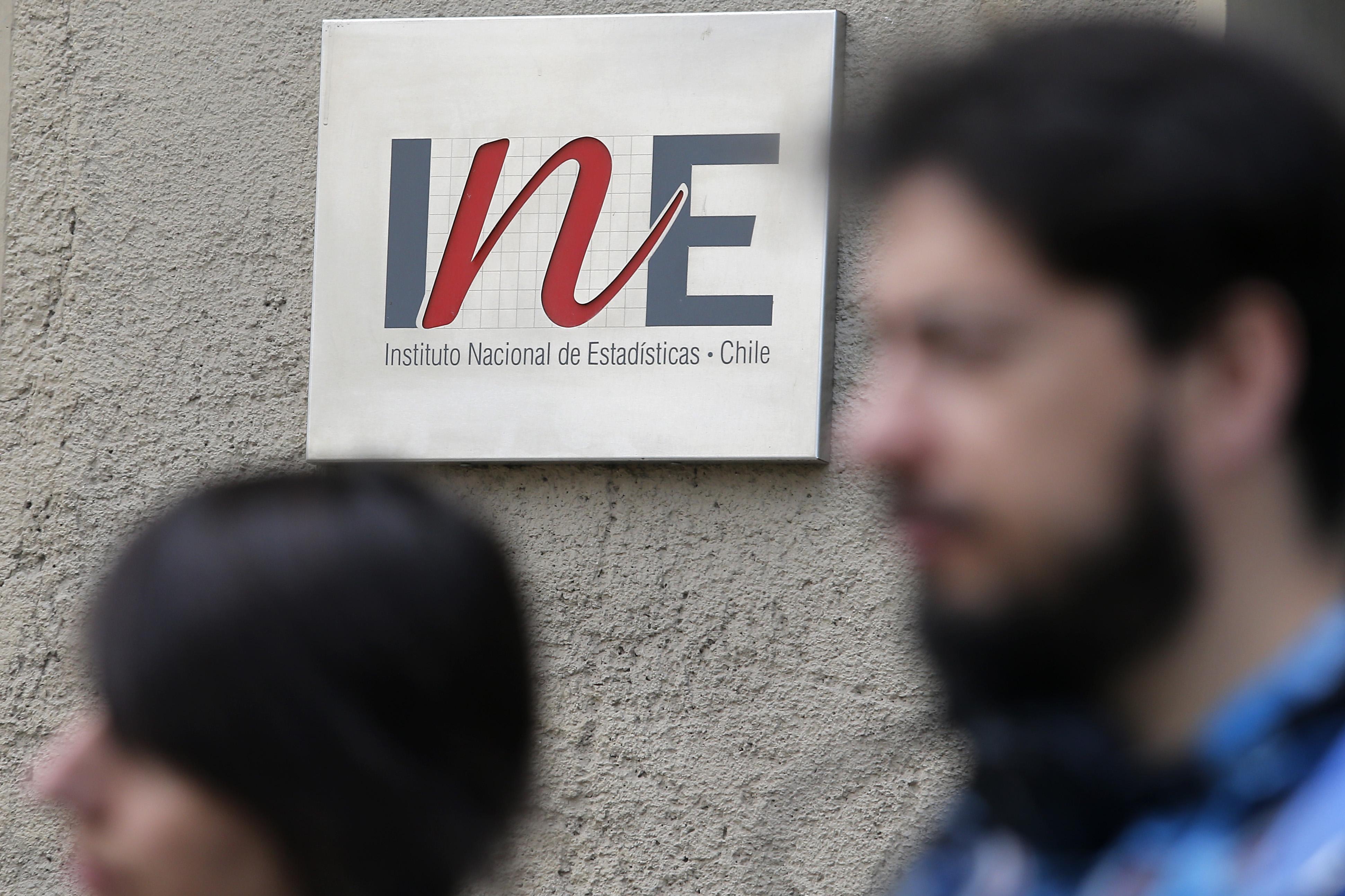 INE: sueldos reales crecieron 2,3% y acumularon 0,8% en 2019