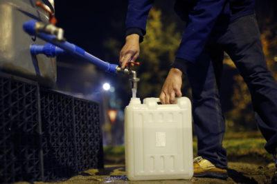 Corte de agua en Osorno: SEC confirmó filtración de 1.100 litros de petróleo en cañerías