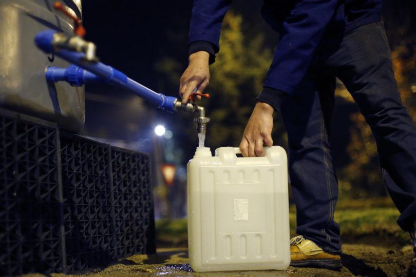 Economía explica plan de compensación para afectados con corte de agua — Osorno