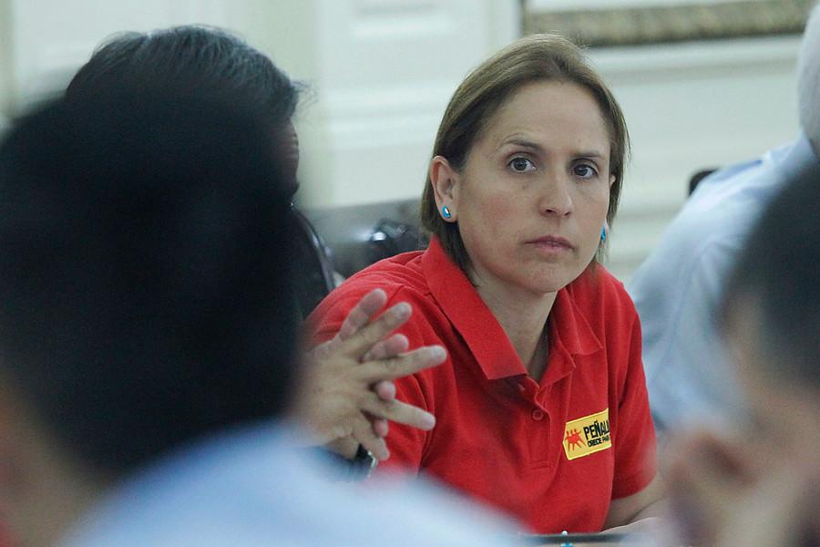 """""""Carolina Leitao, alcaldesa de Peñalolén:"""