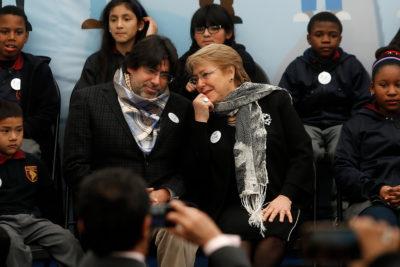 """Daniel Jadue se disculpa con Bachelet: """"Mi intención nunca fue atacarla"""""""