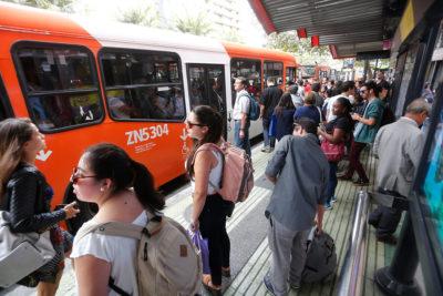 Red Santiago anuncia nuevos recorridos y extensiones de servicios en 6 comunas