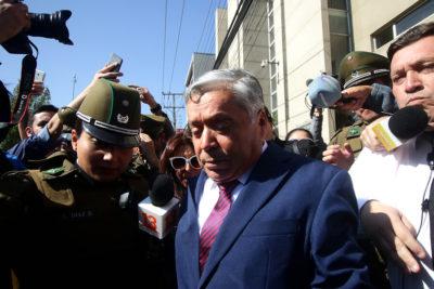 TC rechazó solicitud de Emilio Elgueta para evitar su remoción del Poder Judicial