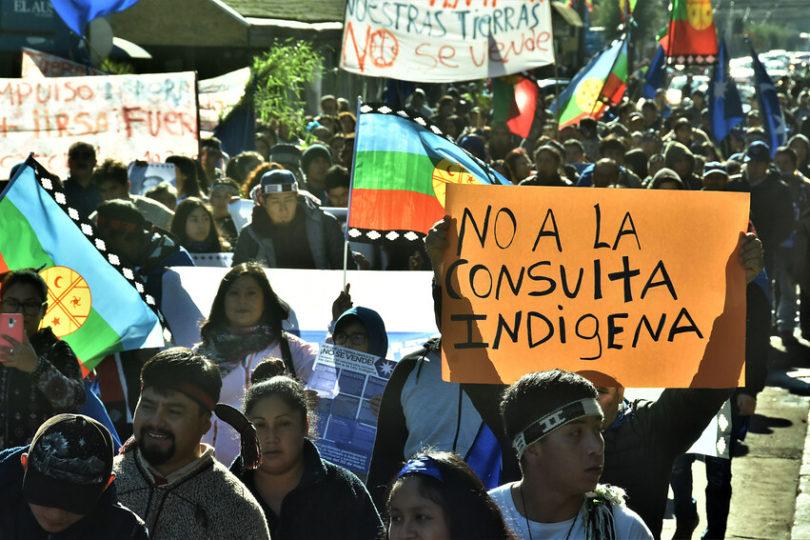 La administración de una política indígena fracasada