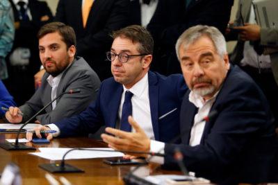 DC se resta de acuerdo de la oposición por reforma de pensiones