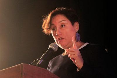 """Beatriz Sánchez: """"Maduro debe dar un paso al costado, asumir su responsabilidad en violaciones de DD.HH."""""""