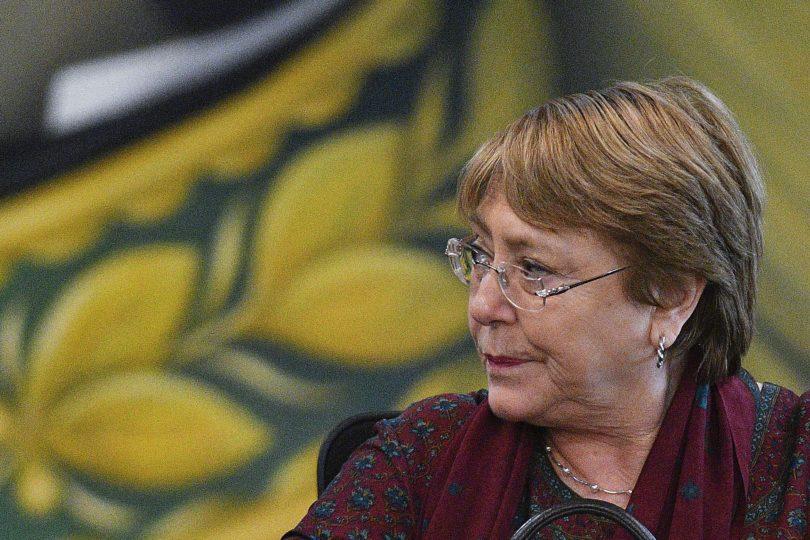 """Michelle Bachelet presentó informe sobre Venezuela: """"Merecen una vida mejor y libre de miedo"""""""