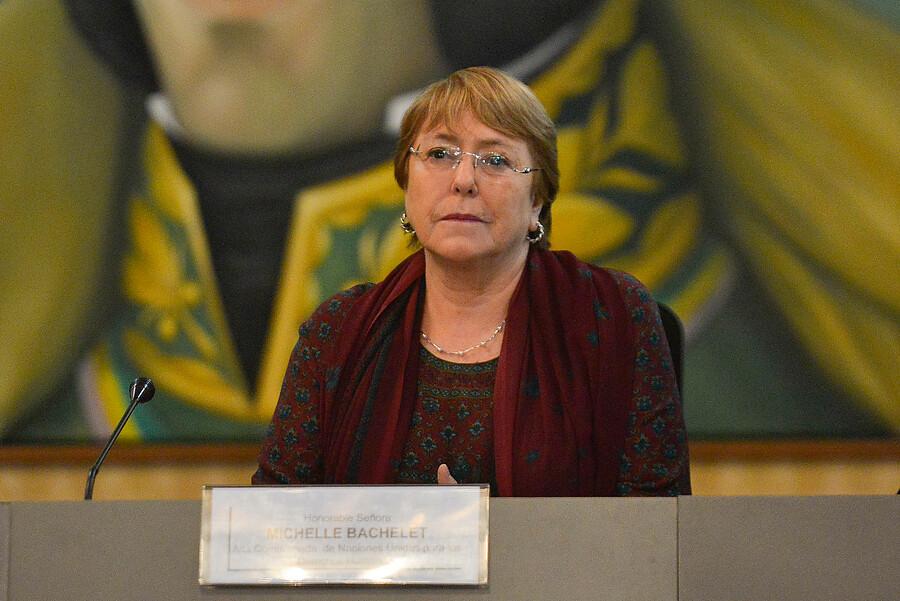 HRW exige que informe Bachelet se entregue a la Corte Penal