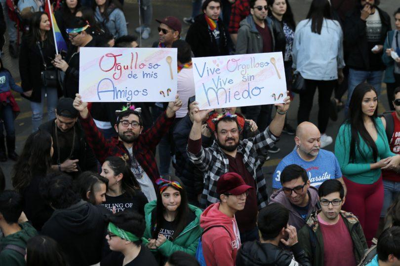 Movilh de Valparaíso anuncia marcha contra la violencia homofóbica