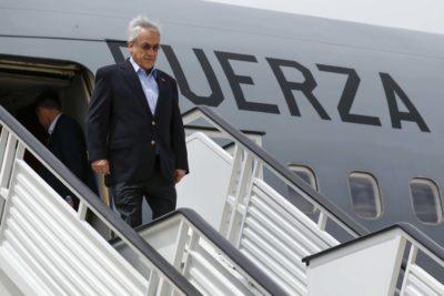 Piñera viaja a la Región de Coquimbo para ver el eclipse solar
