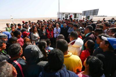 """Jefe de Extranjería responde a INDH: """"Venezolanos están bajo protección de Perú"""""""