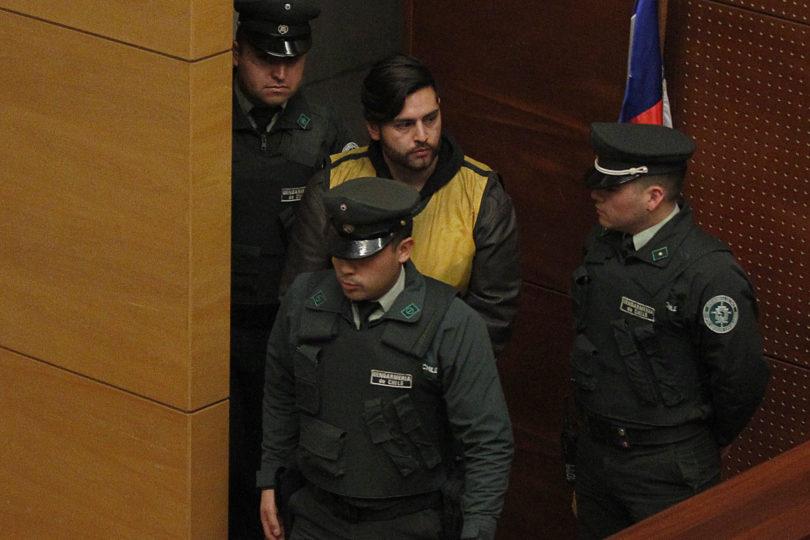 """""""Su vida corre riesgo"""": Felipe Rojas podría ser trasladado a cárcel de Puerto Montt"""