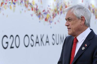 """Presidente Piñera: """"Paro de profesores es ilegal, sin fundamento y ha causado tremendo daño"""""""