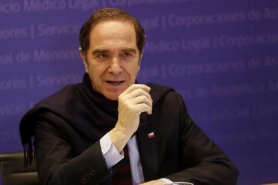 """""""Mario cambió Chile"""": la reacción del ministro Larraín por la salida de Don Francisco de Canal 13"""
