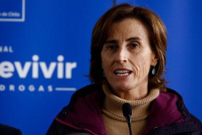 """Marcela Cubillos: """"Las vacaciones no se cambian"""""""