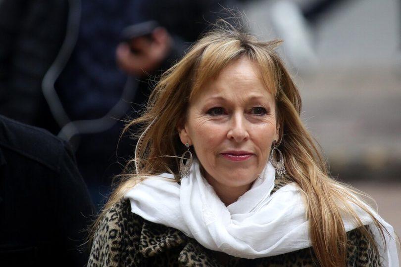 Ana María Gazmuri renunció a Revolución Democrática